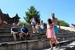 První prázdninový den strávily v Mirakulu stovky lidí.