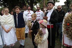 Arcivévoda byl spokojen s úrodou