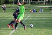 Fotbalisté Lysé nad Labem vyfasovali dvanáct gólů od Vyšehořovic v souboji dvou nováčků krajské I.A třídy