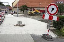 Na několika místech třítisícového města i letos provedou stavební úpravy.