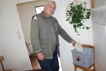 Volby v Běruničkách