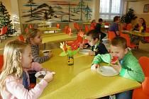 Svačiny z vlastní kuchyně jsou u žáků ZŠ RAF Nymburk hitem