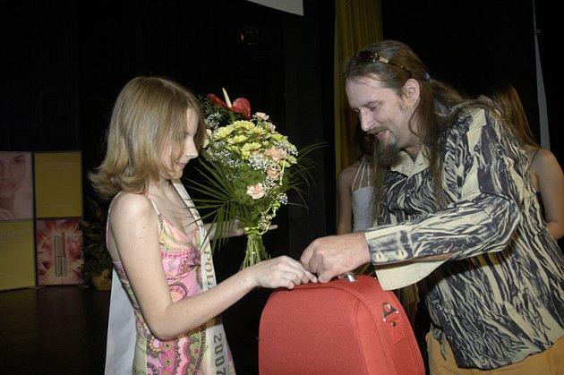 Největší sympatie poroty i diváků si z poděbradského divadla Na Kovárně odnesla Tereza Žánová ze Sadské.