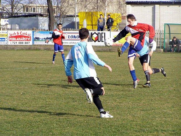 Polaban porazil Českou Lípu 2:0