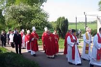 Svatovojtěšskou pouť v Libici navštívily tisíce lidí
