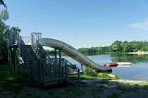 Koupaliště Jezero v Poděbradech