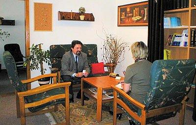 Občanská poradna poskytuje klientům rady bezplatně a také diskrétně.