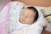 EMA JE NOVÁ NYMBURAČKA. Ema Čerbáková spatřila poprvé světlo světa 3. října 2013 v 17.35 hodin. Vážila 2 660 g a měřila 44 cm. Doma je s maminkou Veronikou a tátou Janem v Nymburce.