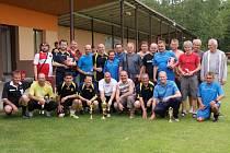 Turnaje se zúčastnilo celkem deset fotbalových týmů. Pořadatelé doufají, že příští rok jich bude víc.