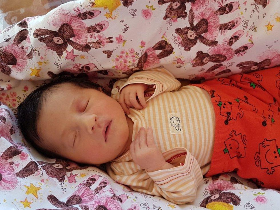 Melissa Gjičali z Kostomlat nad Labem se narodila 16. listopadu 2020 ve 13.35 hodin s váhou 3260 g a mírou 47 cm. Z prvorozené se radují maminka Lucie a tatínek Alexandro.