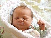 ZUZANKA HEJCMANOVÁ se narodila 7. ledna 2018 v 8.25 hodin s výškou 49 cm a váhou 3 500 g. Doma v Městci Králové se z ní radují rodiče Jakub a Lucie a sourozenci Ema (6) a Aleš (3).