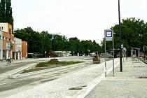 Aktuální situaci u poděbradského nádraží