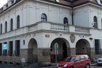 Budova Okresního soudu v Nymburce