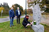 Na třech místech uctili památku bojovníků za naši vlast zástupci nymburské radnice.