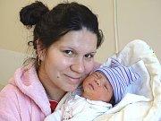 ELIŠKA SURMAIOVÁ se narodila 27. prosince 2017 v 8.22 hodin s výškou 46 cm a váhou 3 700 g. Radují se z ní rodiče Radek a Ingrid z Nymburka a sourozenci Radka (6), Patrik (4) a Matyášek (2).
