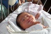 O SOFINCE SE VĚDĚLO. SOFIE KOKYOVÁ se narodila 20. února 2017 v 19.33 hodin. Princeznička s mírami 3 450 g a 48 cm bude bydlet s maminkou Sárou a tátou Patrikem v Nymburce.