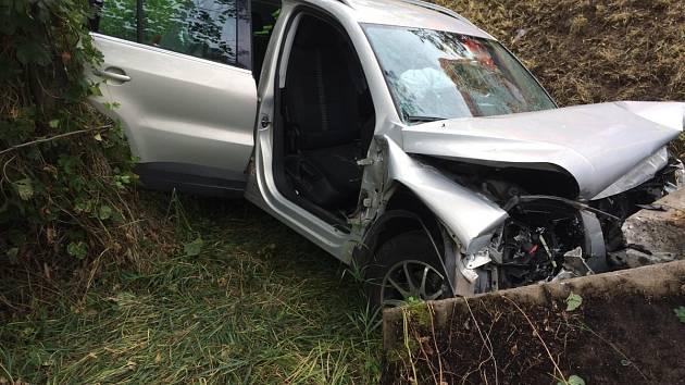 Tragická dopravní nehoda u Velkého Zboží.