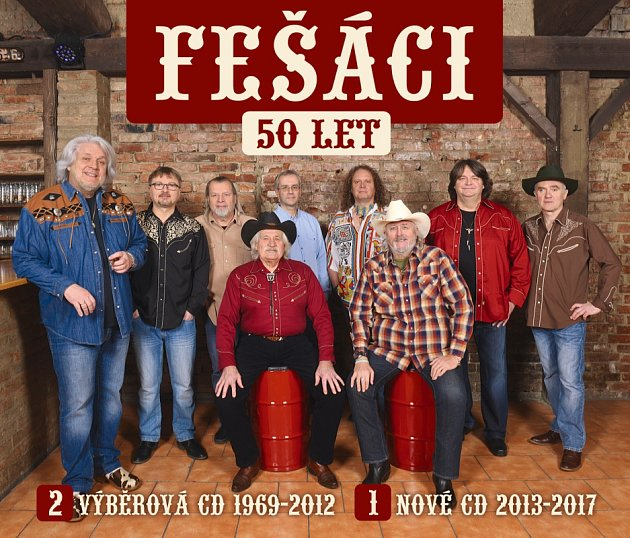 Fešáci slaví 50let existence.