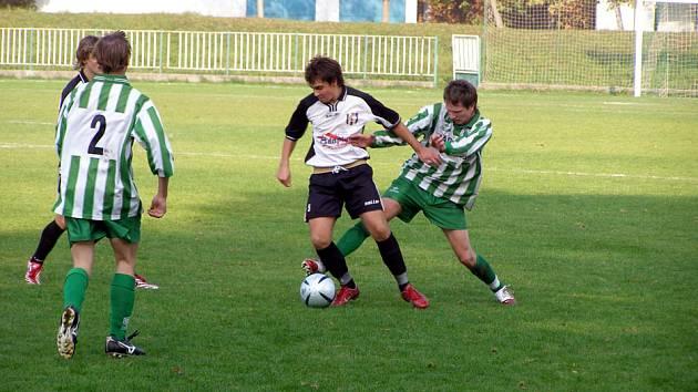 Dorost Polabanu Nymburk vyhrál ve Staré Boleslavi obě utkání.