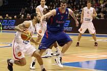 JDE DO TUHÉHO. Košíkáři Nymburka se chtějí prodrat do play off VTB ligy, do cesty se jim ale postaví také CSKA Moskva