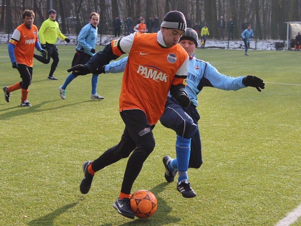 Fotbalista Michal Rýdl
