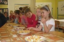 V nymburské Základní škole J.A. Komenského se v pátek konal projektový den Den zdraví.
