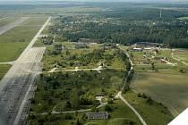 Letiště Milovice.