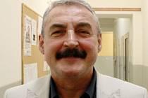 Ředitel nemocnice Otakar Mareš