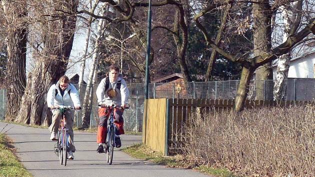 Města se chystají na rozšíření cyklotras.