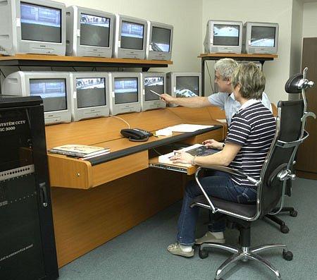 O další dvě kamery chce rozšířit městský kamertový systém lyská radnice.