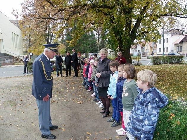 V Nymburce vzpomněli hrdiny první světové války