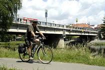 Poděbradský most přes Labe.
