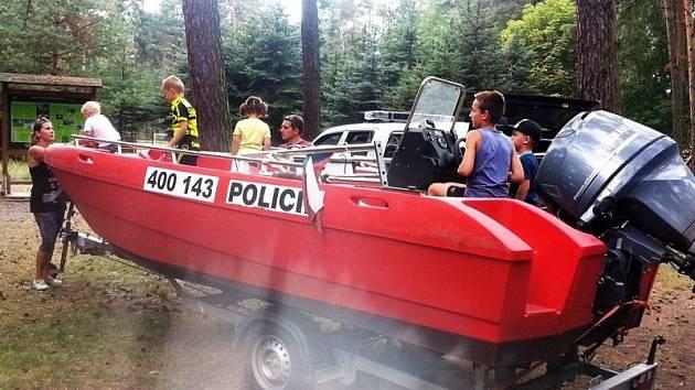 Ze sobotní akce Policie Kersku