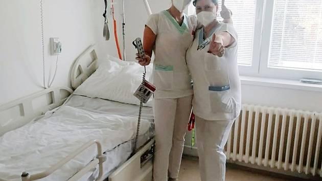 Nemocnice získala 46 nových elektrických lůžek.