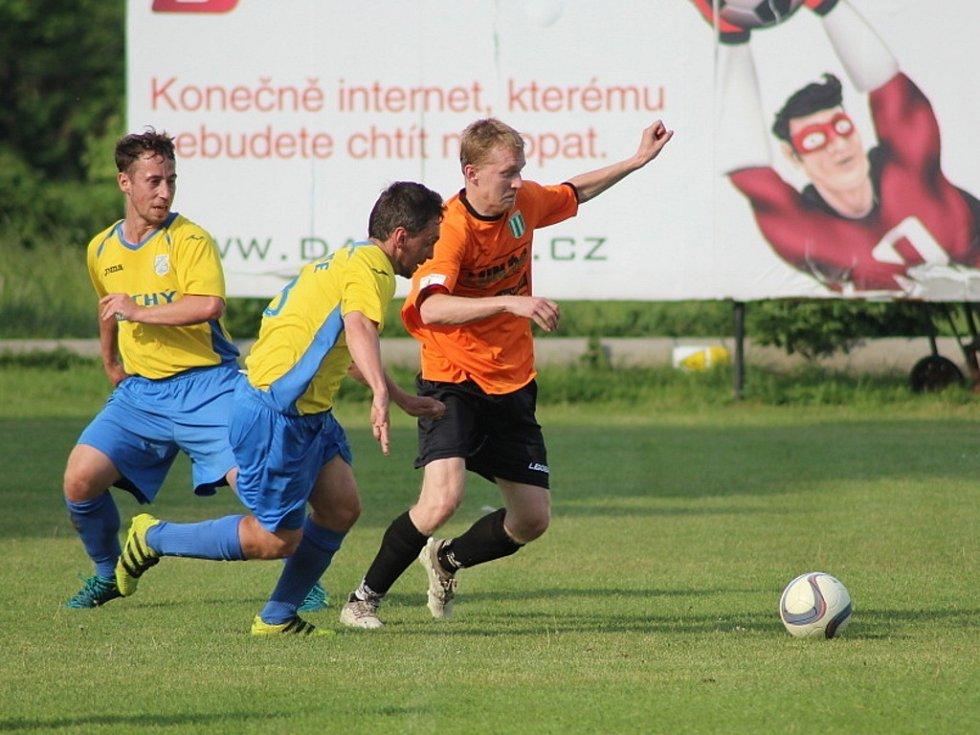 Fotbalisté Rožďalovic budou hrát v sezoně 2021 - 2022 krajskou I.B třídu