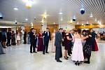 Tradičně jedním z prvních plesů v Nymburce byl i Reprezentační ples města, který se konal v Obecním domě.