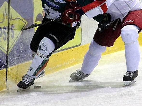O vítězství hokejistů Bíteše rozhodl až nájezd Petrčky