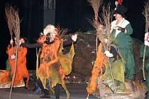 Malá čarodějnice v Hálkově divadle