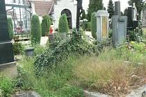 Hřbitov v Poděbradech