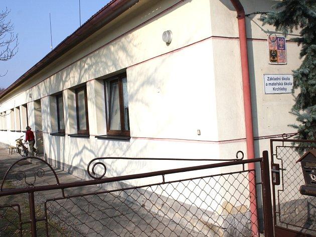 Škola v Krchlebích