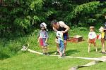 Dětský den v Pátku na hřišti 2008