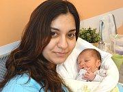 MELISSA BILLÁ se narodila 5. dubna 2018 v 8.29 hodin s délkou 46 cm a váhou 2 700 g. Prvorozená holčička byla pro rodiče Janu a Marka napůl překvapení. Rodina bydlí v Nymburce.