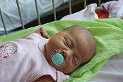ADÉLKA Z HOROUŠAN.  ADÉLA SLÁMOVÁ se narodila mamince Tereze 12. května 2017 v 16.45. Vážila 3 510 g a měřila 51 cm.