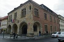 Budova Nymburské radnice.