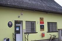 Stávající pobočka České pošty v Dymokurech