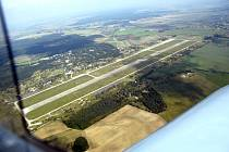 tak vypadá lokalita kolem letiště Boží Dar dnes.