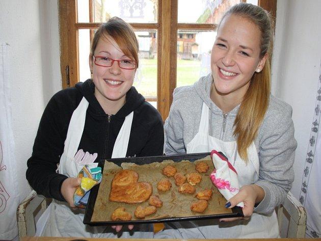 Helena Krejčíková a Dita Lovětínská