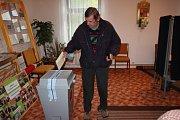 Volby v Kněžicích