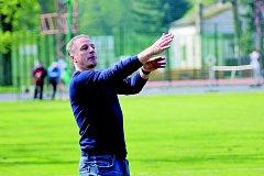 Fotbalový trenér Jiří Kabyl
