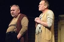Autorským i hereckým výkonem pobavil publikum Ota Jirák.
